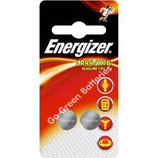 10 x Energizer LR44 1.5V Alkaline Button Cell Batteries LR 44 A76 AG13 357 PX76A