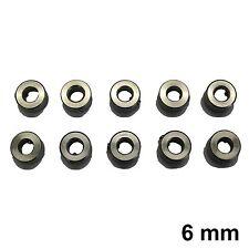 10 Stk. Stellringe Klemmringe 6 mm mit Madenschraube Edelstahl