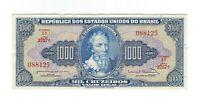1000 Cruzeiros Brasilien 1963 C056 / P.173c - Brazil Banknote