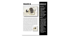 TANNOY CMS55ICT - Unused Single In Ceiling installation Loudspeaker + back box