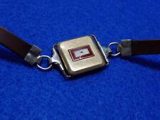 WWII Son-In-Service Photo Locket Sweetheart Bracelet