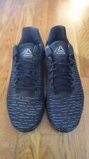Reebok Speed TR Flexweave DV9560 Mens Training Shoes size 9 Black Grey Trainers