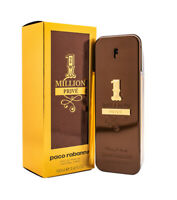 1 Million Prive by Paco Rabanne 3.4 oz EDP Cologne for Men New In Box