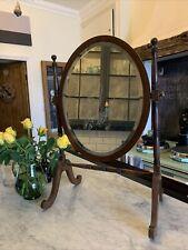 antique Freestanding Victorian  Mirror
