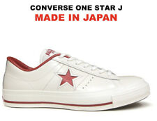 ''Made in Japan'' Converse One Star J Leather White x Red Limited From Japan