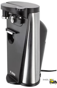Judge Electric Can Opener with Knife Sharpener and Bottle Opener