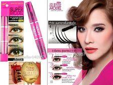 20 PCS. Super Model Miracle Lash Mascara Lengthening 400% Free tracking