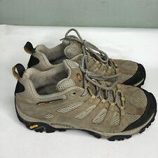 Merrell Moab Ventilator Taupe Hiking Walking Shoes Men Size 10.5