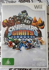 Skylanders GIANTS Wii Game Disc Only
