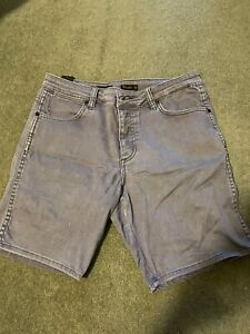 Lee Wrangler Denim Shorts
