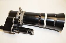 16mm Camera lens Kern-Paillard Vario-Switar 1:2,5  F= 18-86mm EE  H16 RX