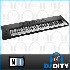Native Instruments Kontrol A61 MIDI Keyboard 61-Key w/ Komplete Essentials