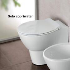 Copriwater coprivaso bianco per sanitari bagno Daytime originale di Hatria