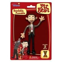 OFFICIAL MR BEAN BENDABLE POSEABLE ROWAN ATKINSON ACTION FIGURE TOY NEW *