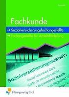 Fachkunde für Sozialversicherungsfachangestellte: Fachan... | Buch | Zustand gut