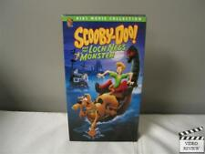 Scooby-Doo and the Loch Ness Monster (Vhs, 2004)