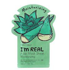 [TONYMOLY] I'm Real - Aloe Mask Sheet / 21ml ( Moisturizing ) x 4ea