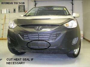 Lebra Front End Mask Cover Bra Fits 2010-2015 Hyundai Tucson 10 11 12 13 14 15