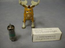 Sylvania 6AK6 Vacuum Tube Military Packed 11/1975