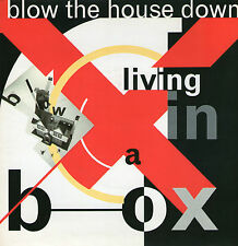 """Living In A Box - Blow The House Down - 7 """" Single"""