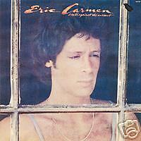 ERIC CARMEN Boats against the current 33 Tours