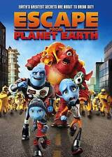 Escape From Planet Earth (DVD, 2013)