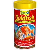 TETRA GoldFish Complate Food for All Gold Fish 250ml Retail For Healthy Fish