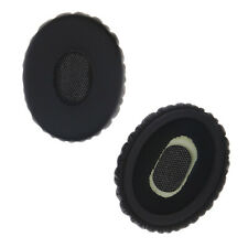 More details for for on ear oe2 oe2i headphone fitting  earpad ear pads cushion leather black