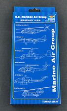 Trumpeter 6639 US Marine Air Group Aircraft & Helicopter Set 1/350 Scale