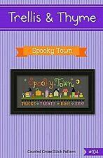 Spooky Town~Trellis & Thyme