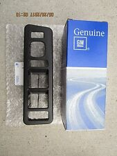 03 - 07 HUMMER H2 LUXURY SPORT 6.0L V8 MASTER POWER WINDOW SWITCH BEZEL TRIM NEW