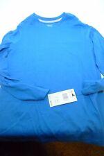 New French Toast Size 10 12 100% Cotton Blue V Neck T Shirt Basic