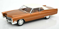Cadillac DeVille with Softtop 1967  1:18 KK-Scale 180317