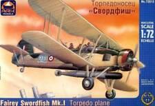 Ark Models ® 72013 Fairey Swordfish Mk.I Torpedo Plane 1:48