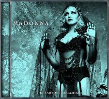 Madonna The Sartori Megamixes CD