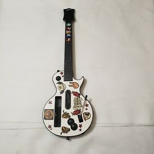 Guitar Hero Gibson Les Paul White for Nintendo Wii Controller Wireless Guitar