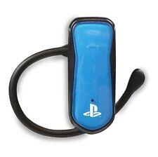 Auriculares azul para consolas de videojuegos