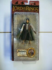 "Lord of the Rings 'Frodo' 6"" Action figure by ToyBiz"