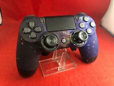 Scuf Gaming Infinity4PS PRO Playstation 4 PS4 Controller - Galaxy Shell EMR
