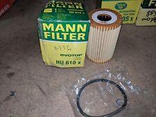 MANN OIL FILTER P/N HU 610 X FITS MERCEDES DAIMLER CHRYSLER