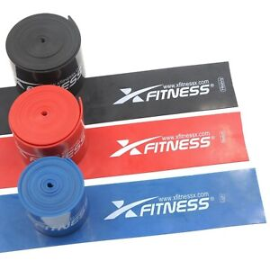 xFitness Compression Floss Band 7' Strap For CrossFit Mobility Recovery Band