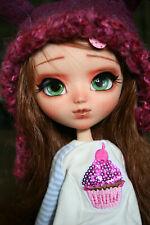 Custom Pullip Doll Tanned MIO