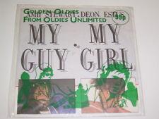 "7"" - AMII STEWART & DEON ESTUS-My Guy My Girl-Neuf dans sa boîte Factory Sealed # 2963"