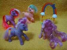 my little pony Mon petit poney Mein kleines G2 LOT Sammlung 5 Ponies