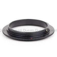 Pixco 58 mm Macro Inverse Bague pour Canon EOS 5D Mark III 7D 600D 70D 700D 5D II