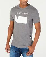 G-Star Raw Men's Whale Logo T-Shirt XL Grey