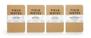 Field Notes Kraft Ruled Paper - Set of 3 Memo Books