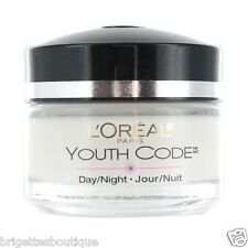 LOREAL Youth Code Day/Night Cream .5 oz  (LOR792)