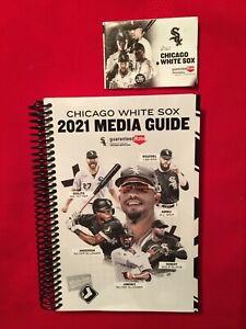 2021 MLB Chicago White Sox media guide / Abreu / Anderson / Giolito / Moncada