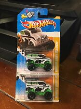 2012 Hot Wheels New Models Lot Of Two Monster Dairy Delivery #28